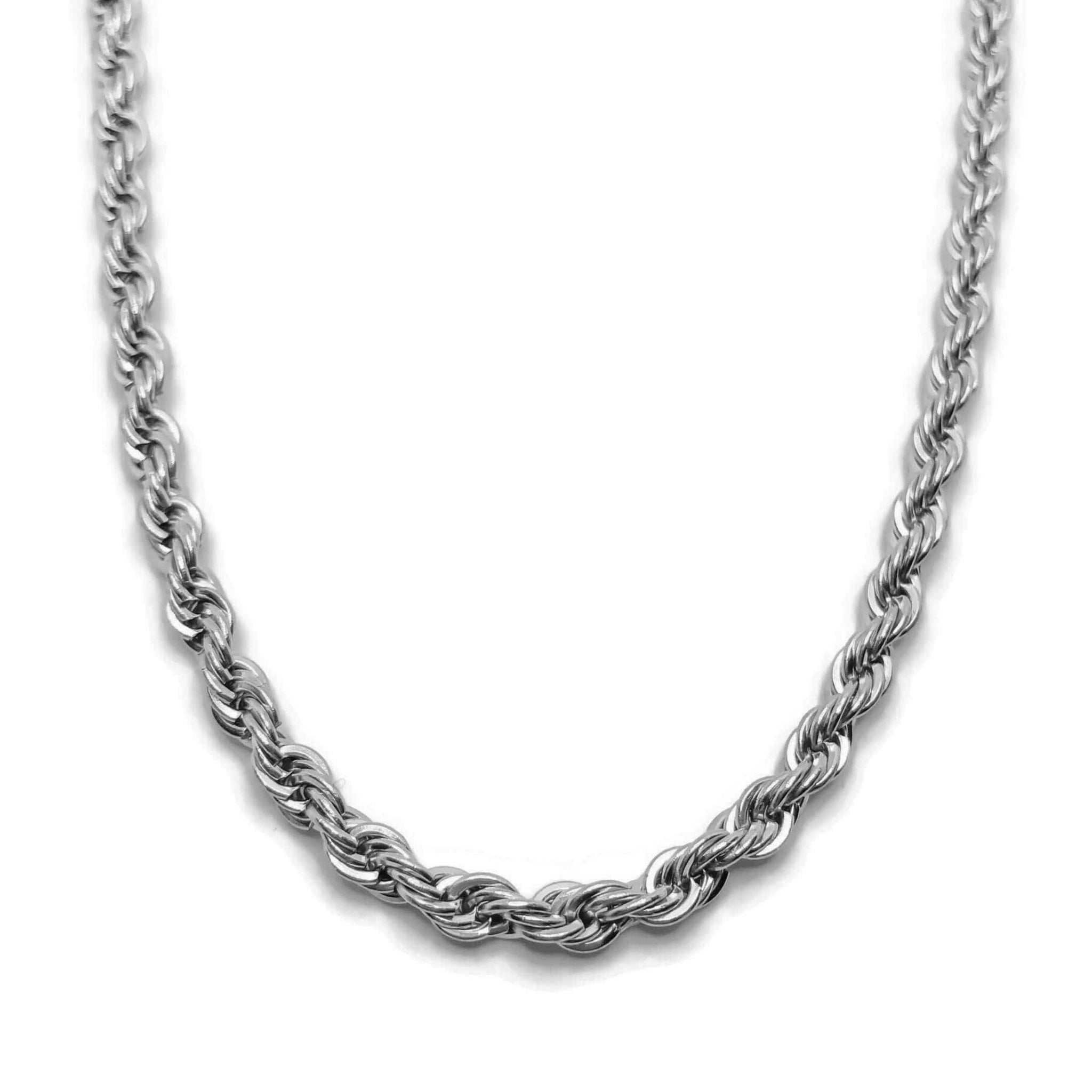 Ivy Necklace - Silver