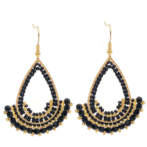 Tasia Beaded Earrings