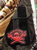 Skallywag Logo PVC Patch