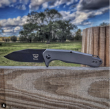 """The Privateer"" Skallywag Folding Knife PRE-SALE ONLY !!!"