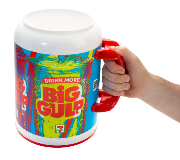 Big Gulp Foam Insulated Travel Mug, 100 Ounces