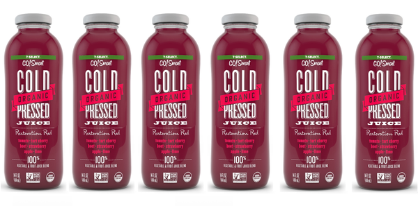 7-Select Organic Cold Pressed Juice - (14 Oz)