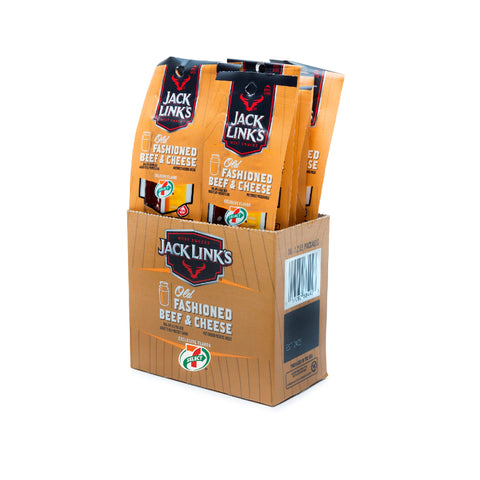 7-Select Jack Link's Signature Beef & Cheese Sticks 1.2 Oz Packs, 10 Packs