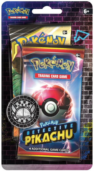 Pokemon TCG: Detective Pikachu Booster Pack + Sun & Moon Booster Pack (12 Pack)