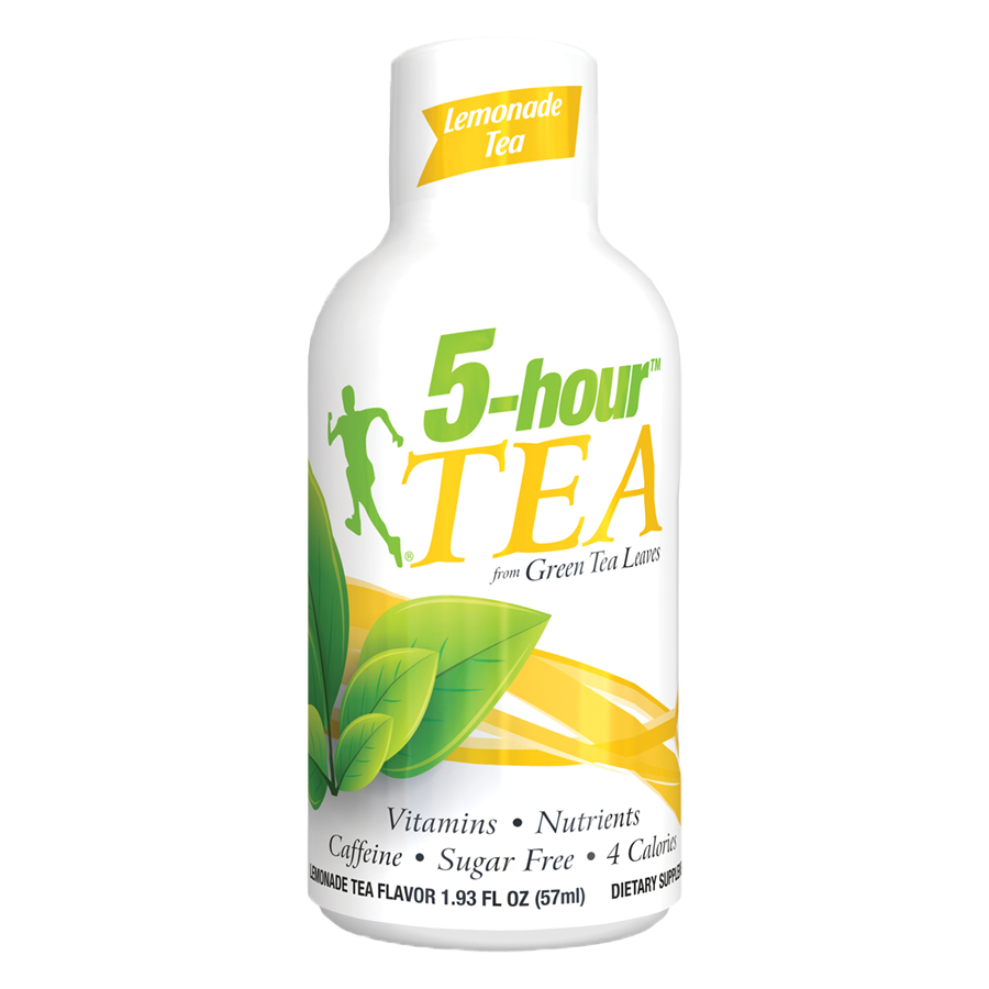 5 Hour Energy Shots, Lemonade Tea, 12 Ct Box