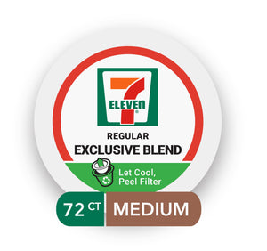 7-Eleven Coffee Single-Serve RealCup Pods (24 Pods or 72 Pods)