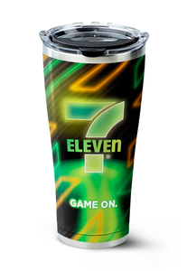 2021 Limited-Edition 7-Eleven® Gamer's Coffee Cup 20z w/Free beverage  for 1 year