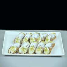 Load image into Gallery viewer, 10 Cannoli (9cm) - Ricotta & Chocolate