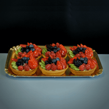 Load image into Gallery viewer, 6 Fruit Tarts