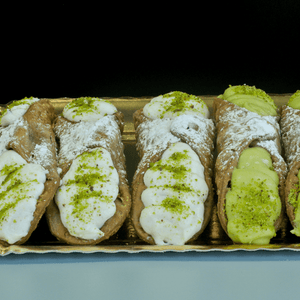 5 Cannoli (15cm) - Mixed Fillings