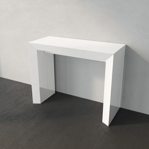 Elegante Console - Transformer Table seats 10
