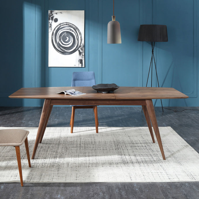 Hygge - Extending Wood Table