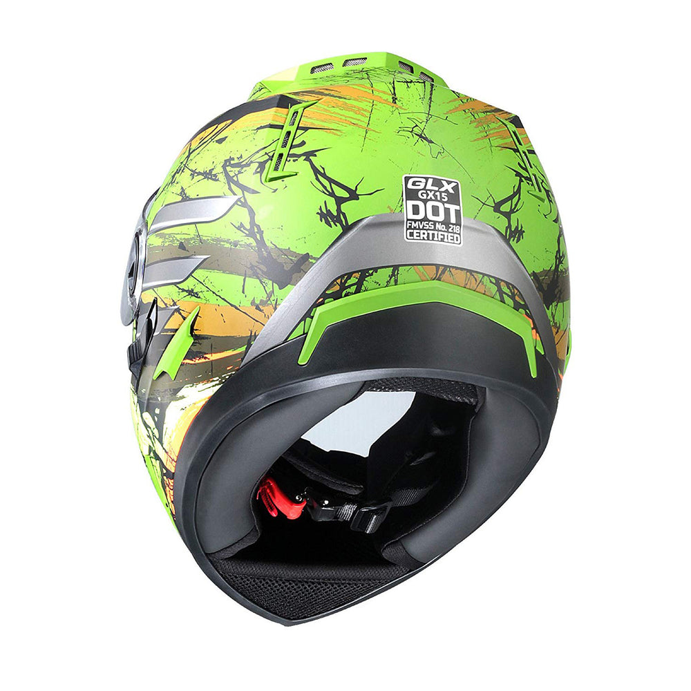 GX15 Totem Full Face Helmet