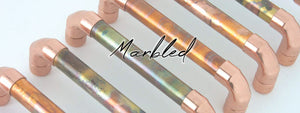 Marbled Copper Hardware