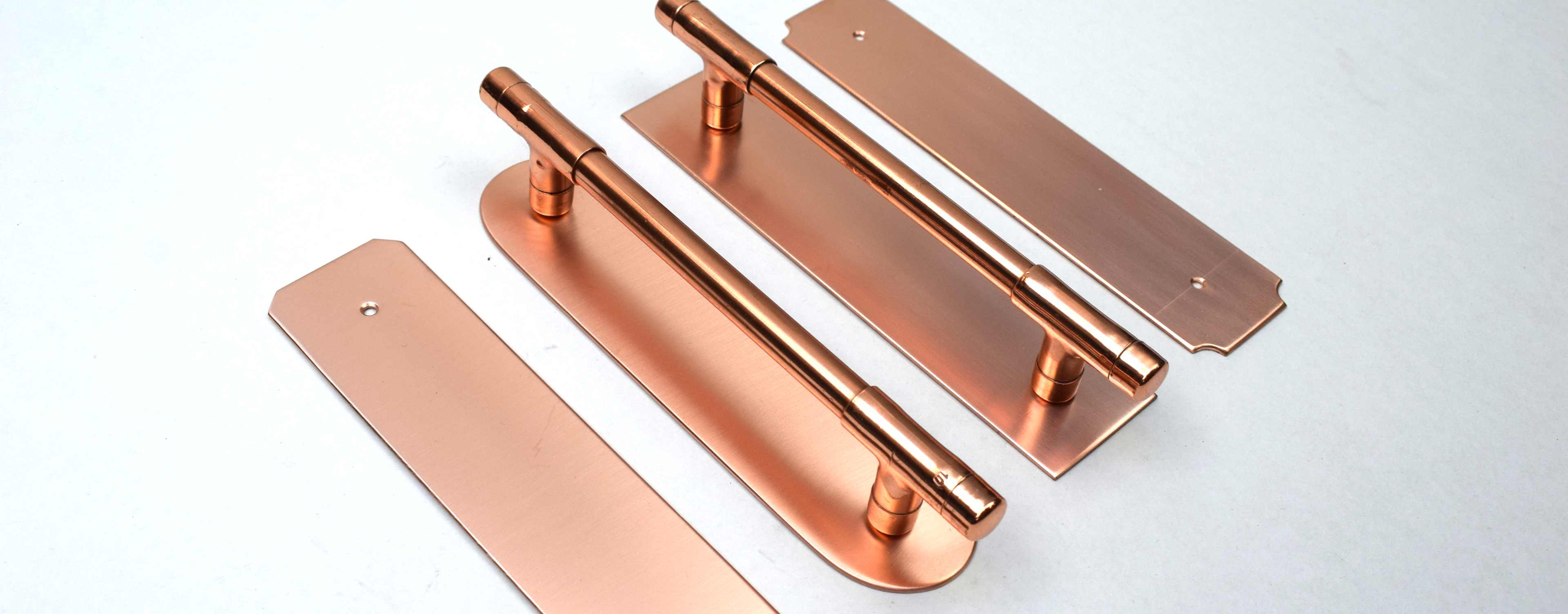 Copper Backplates