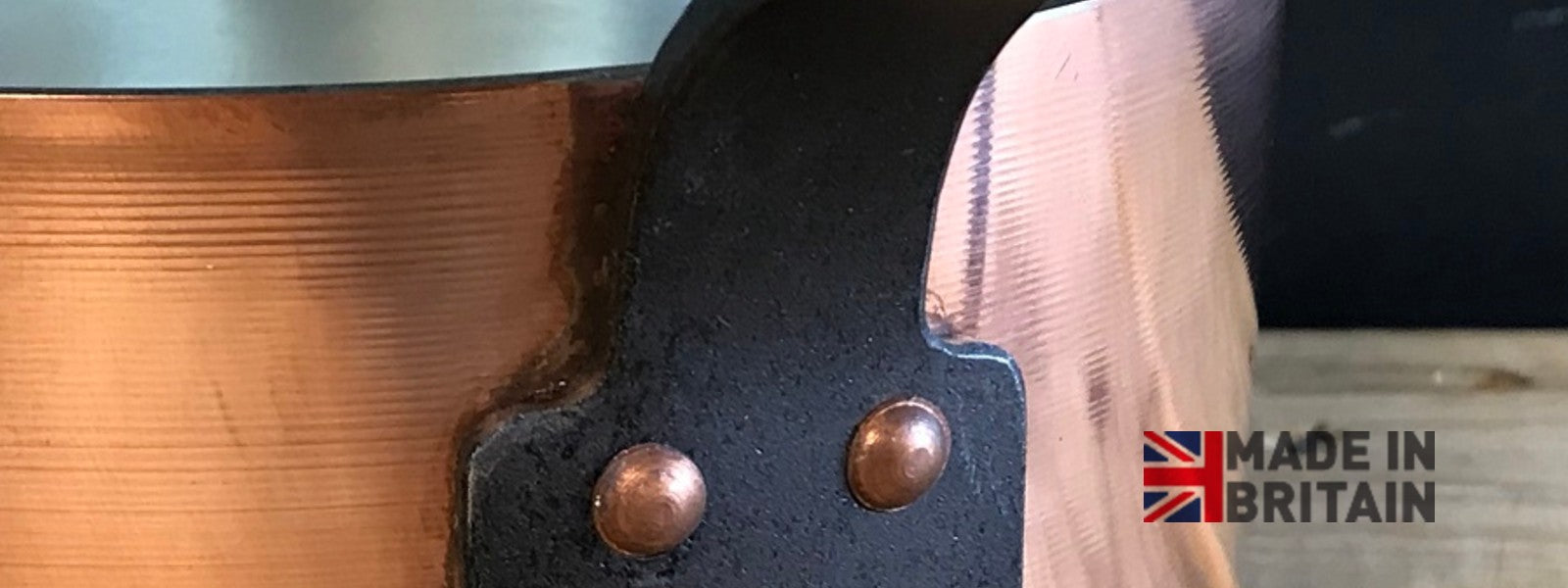 Copper Pots, Copper Pans, Copper Pots and Pans, handcrafted in the UK