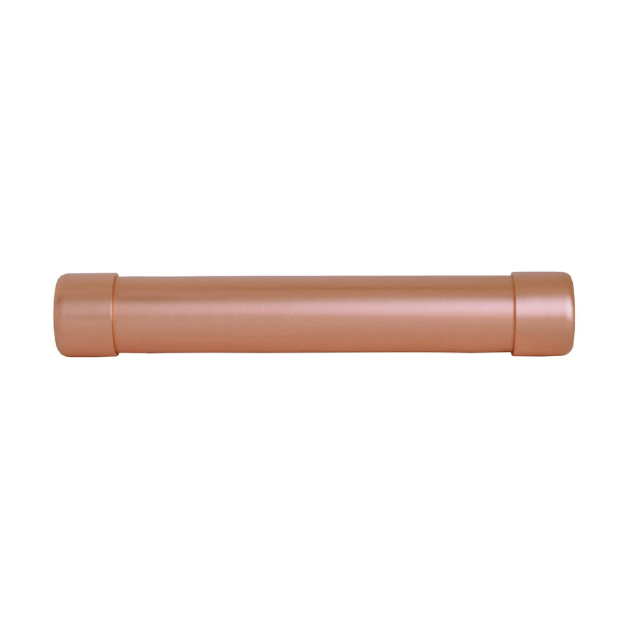Copper Bar Pull Handle (Thick Bodied) - Proper Copper Design