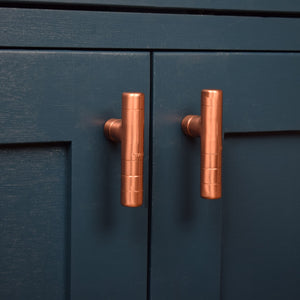 T Bar Knob - Proper Copper Design