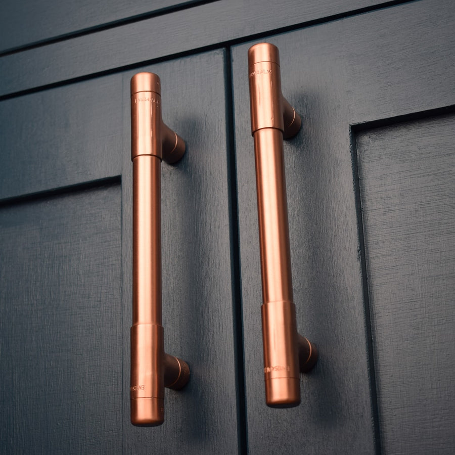 Copper T Pull - Proper Copper Design
