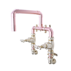 Copper Mixer Tap - Guava - Proper Copper Design