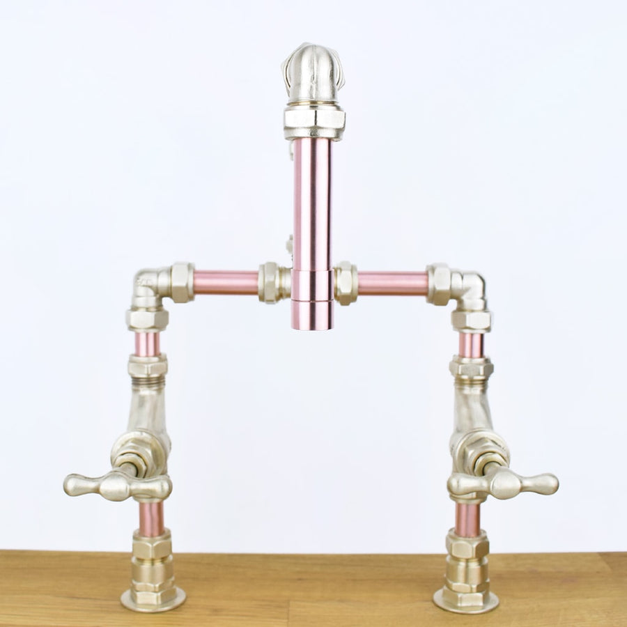 Copper Mixer Tap - Mekong - Proper Copper Design