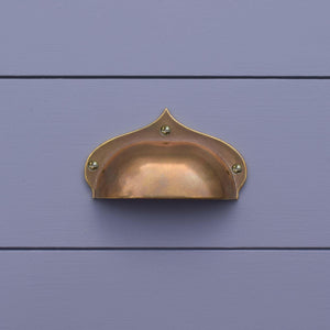 Royal Pavilion Cup Handle - Proper Copper Design