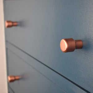 RaisedCopperKnob-ProperCopperDesign-copperknobsandpulls-copperhardware-copperpulls