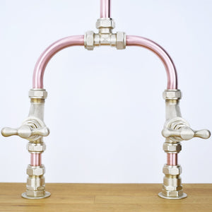 Copper Tap - Kitchen/Bathroom - Seine - Proper Copper Design