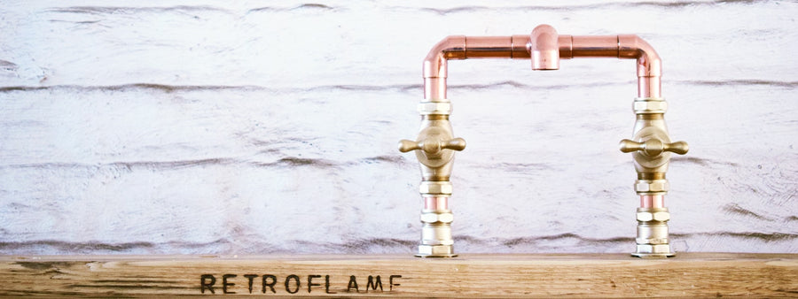 High Polished Lipa Tap - Proper Copper Design