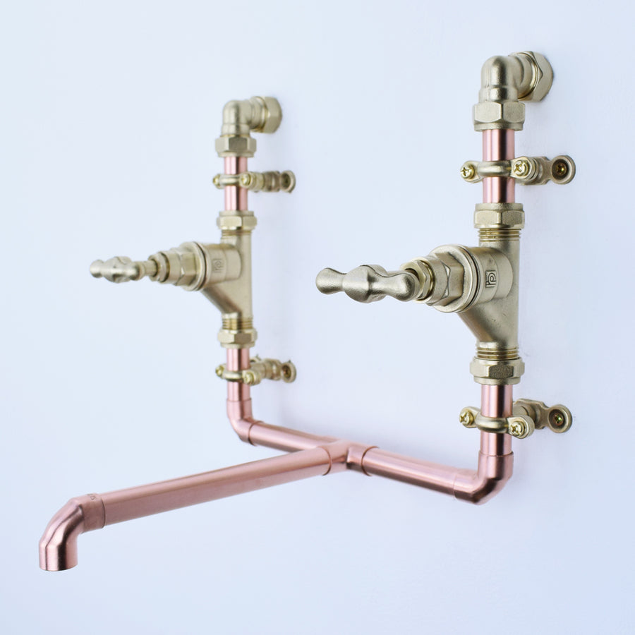 Copper Mixer Tap - Ortoire - Proper Copper Design