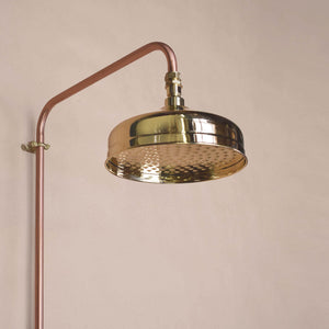 Copper Shower - Margoon Falls - Proper Copper Design