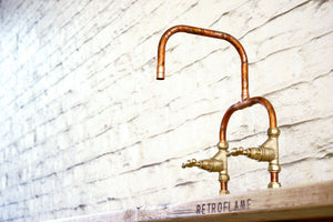 Marbled Seine Copper Tap - Proper Copper Design