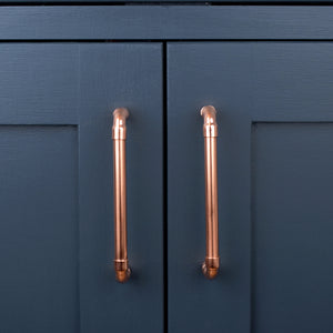 Mini Copper Pull Handle (Solid Copper)