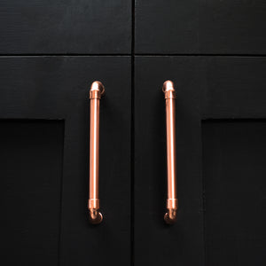 Solid Copper Handle (Mini) - Proper Copper Design