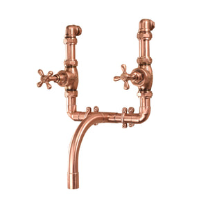 purity copper taps pure copper tap
