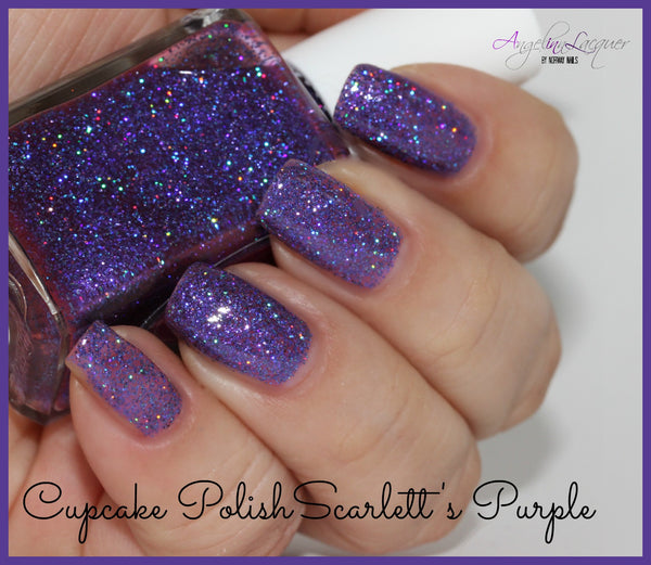 Scarlett's Purple