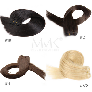 Trama Extensiones Remy Europeo