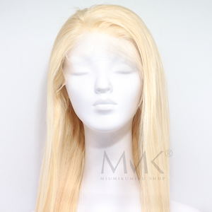 Full Lace Natural Rubia