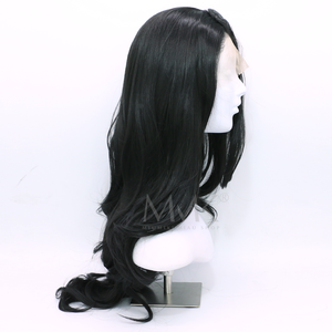 peluca lace front cabello