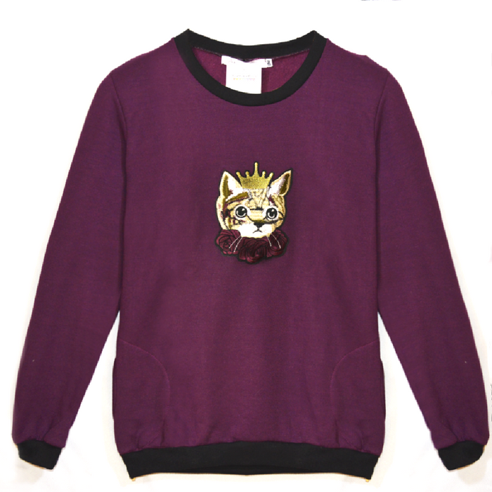 Sudadera Cat Lovely