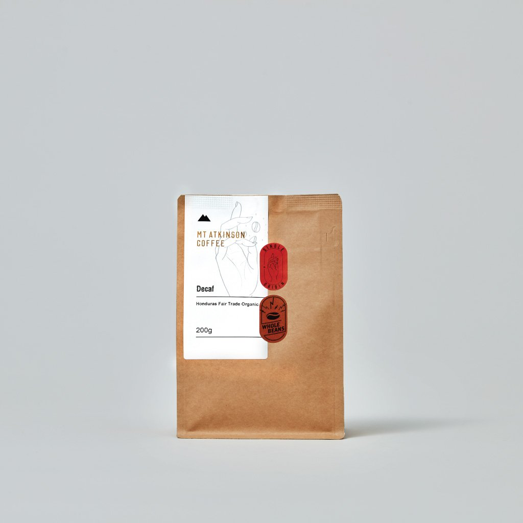 Decaf Coffee Subscription - Fair Trade Organic.