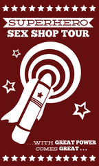 Super Hero Sex Tours