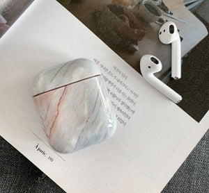 Marble AirPods Case - Phonocap