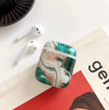 Load image into Gallery viewer, Marble AirPods Case - Phonocap