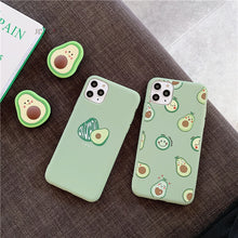 Load image into Gallery viewer, Avocado Phone Case - Phonocap