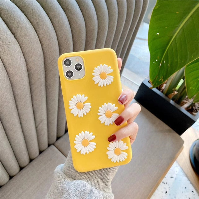 Daisy Flower Phone Case - Phonocap