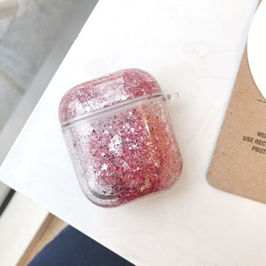 Glittery Airpods Case - Phonocap