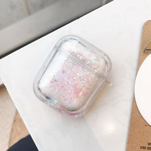 Load image into Gallery viewer, Glittery Airpods Case - Phonocap