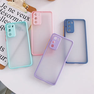 Semi-transparent Huawei Phone Case - Phonocap