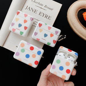 Colorful Heart Airpods Case - Phonocap